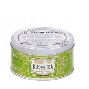 Herbata zielona Ginger-Lemon