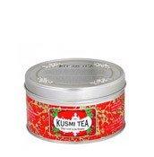 Herbata zielona Strawberry - zdjęcie 1