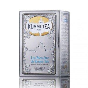 Herbaty Kusmi w zestawie The Irresistibles Wellness 24 torebki