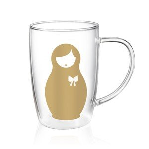 Kubek szklany Anastasia