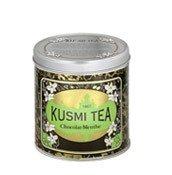 Herbata czarna Chocolate Mint puszka 250g - małe zdjęcie