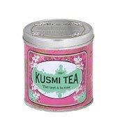 Herbata zielona Rose puszka 250g - małe zdjęcie