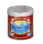 Herbata czarna Russian Morning puszka 250g - małe zdjęcie