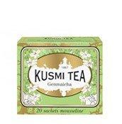 Herbata zielona Genmaicha 20 torebek - małe zdjęcie