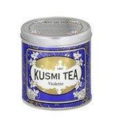 Herbata czarna Violet puszka 250g - małe zdjęcie