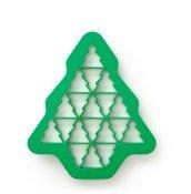 Forma do wykrawania ciasteczek Puzzle Choinka - małe zdjęcie