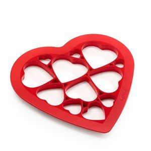 Forma do wykrawania ciasteczek Puzzle Hearts