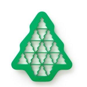 Forma do wykrawania ciasteczek Puzzle Choinka