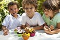 Zestaw do pieczenia muffinek Muffins & Kids - zdjęcie 4
