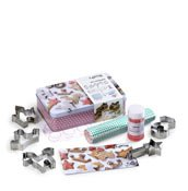 Zestaw do pieczenia pierniczków i ciasteczek Princessa - zdjęcie 1