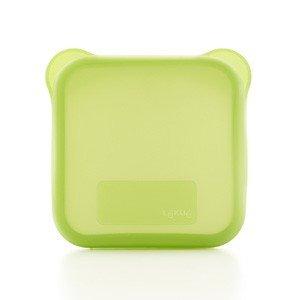 Pudełko na kanapki prostokątne Lekue