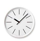 Zegar ścienny Dot biały - małe zdjęcie