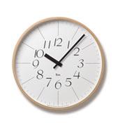 Zegar Riki L małe cyfry - małe zdjęcie