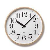 Zegar Riki L duże cyfry - małe zdjęcie