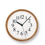 Zegar ścienny Clock B naturalny - małe zdjęcie