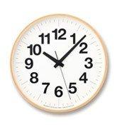 Zegar ścienny Numbers L - małe zdjęcie