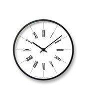 Zegar ścienny Clock-Tower cyfry rzymskie - małe zdjęcie