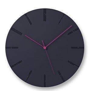 Zegar ścienny Carved II