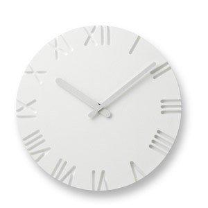 Zegar ścienny Carved Roman