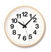 Zegar ścienny Numbers - zdjęcie 1