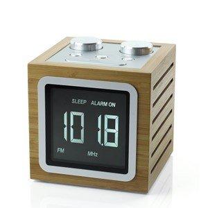 Radio z zegarem Dolmen
