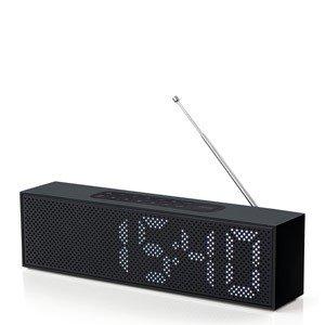 Radio z zegarem Titanium