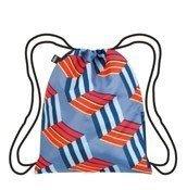 Plecak LOQI Geometric Cubes - małe zdjęcie