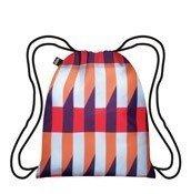 Plecak LOQI Geometric Stripes - małe zdjęcie