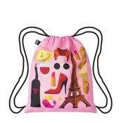 Plecak LOQI Hey Paris - małe zdjęcie