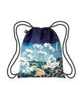 Plecak LOQI Museum Hokusai Mt. Fuji from Gotenyama Hill - małe zdjęcie