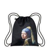 Plecak LOQI Museum Dziewczyna z perłą - małe zdjęcie