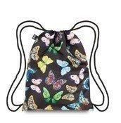 Plecak LOQI Wild Butterflies - małe zdjęcie