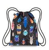 Plecak LOQI Wild Insects - małe zdjęcie
