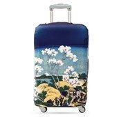 Pokrowiec na walizkę LOQI Museum Hokusai - małe zdjęcie