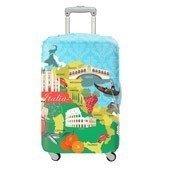 Pokrowiec na walizkę LOQI Urban Italy - małe zdjęcie
