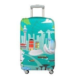 Pokrowiec na walizkę LOQI Urban