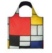 Torba LOQI Museum Piet Mondrian - małe zdjęcie
