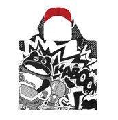 Torba LOQI Uberpup Abstract Kaboom Bag - małe zdjęcie