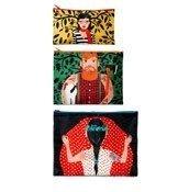 Saszetki Zip Pockets 3 szt. Cool People - małe zdjęcie