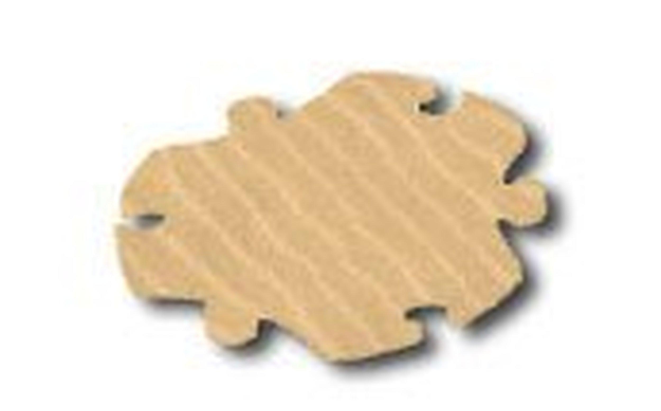 Dywanik Puzzle Piasek - małe zdjęcie