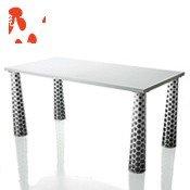 Stół Flare 160 x 80 cm wzór 3 - małe zdjęcie