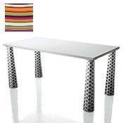 Stół Flare 160 x 80 cm wzór 5 - małe zdjęcie