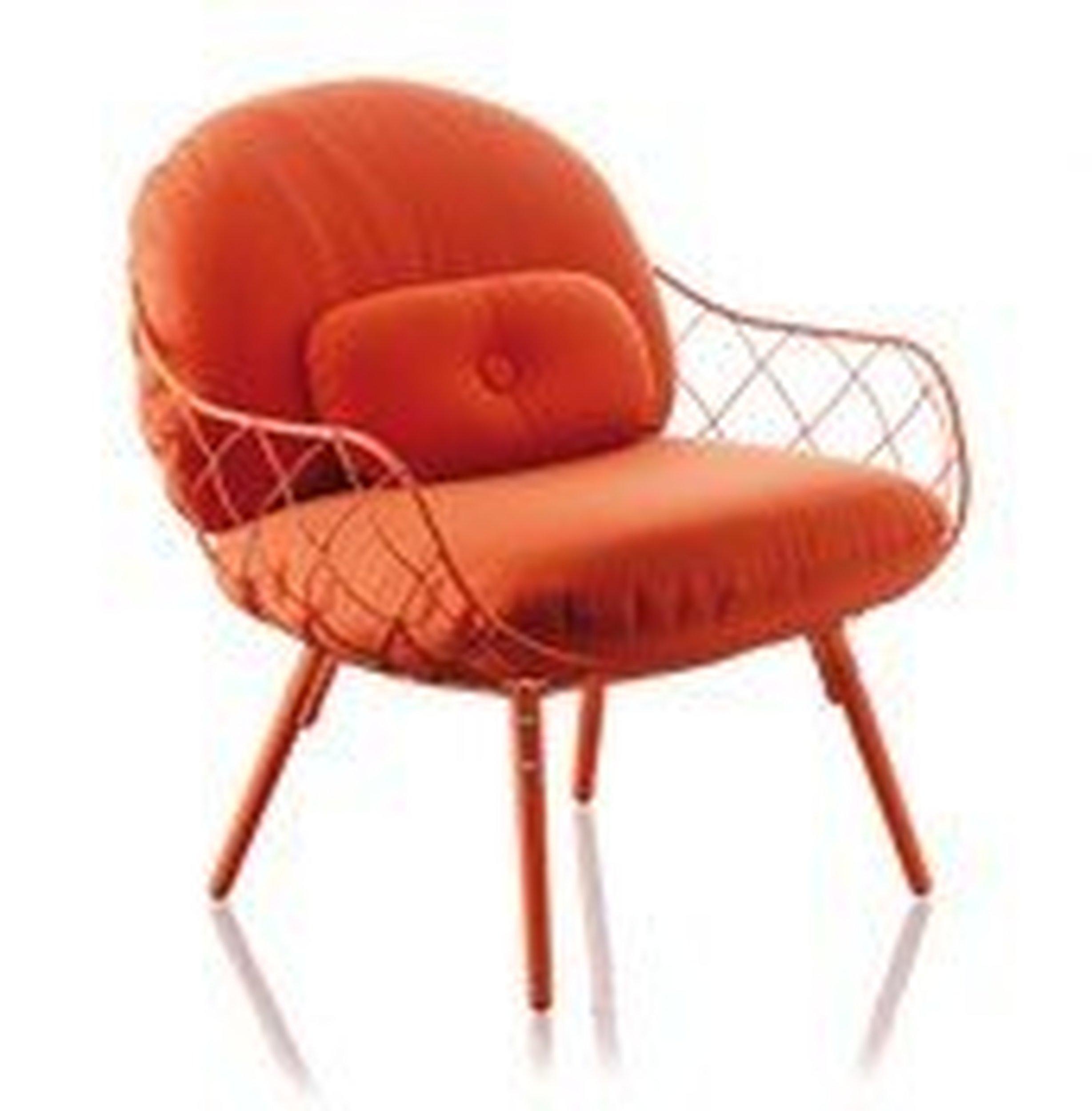 Fotel niski Pina - zdjęcie 1