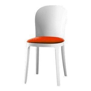 Krzesło białe Vanity