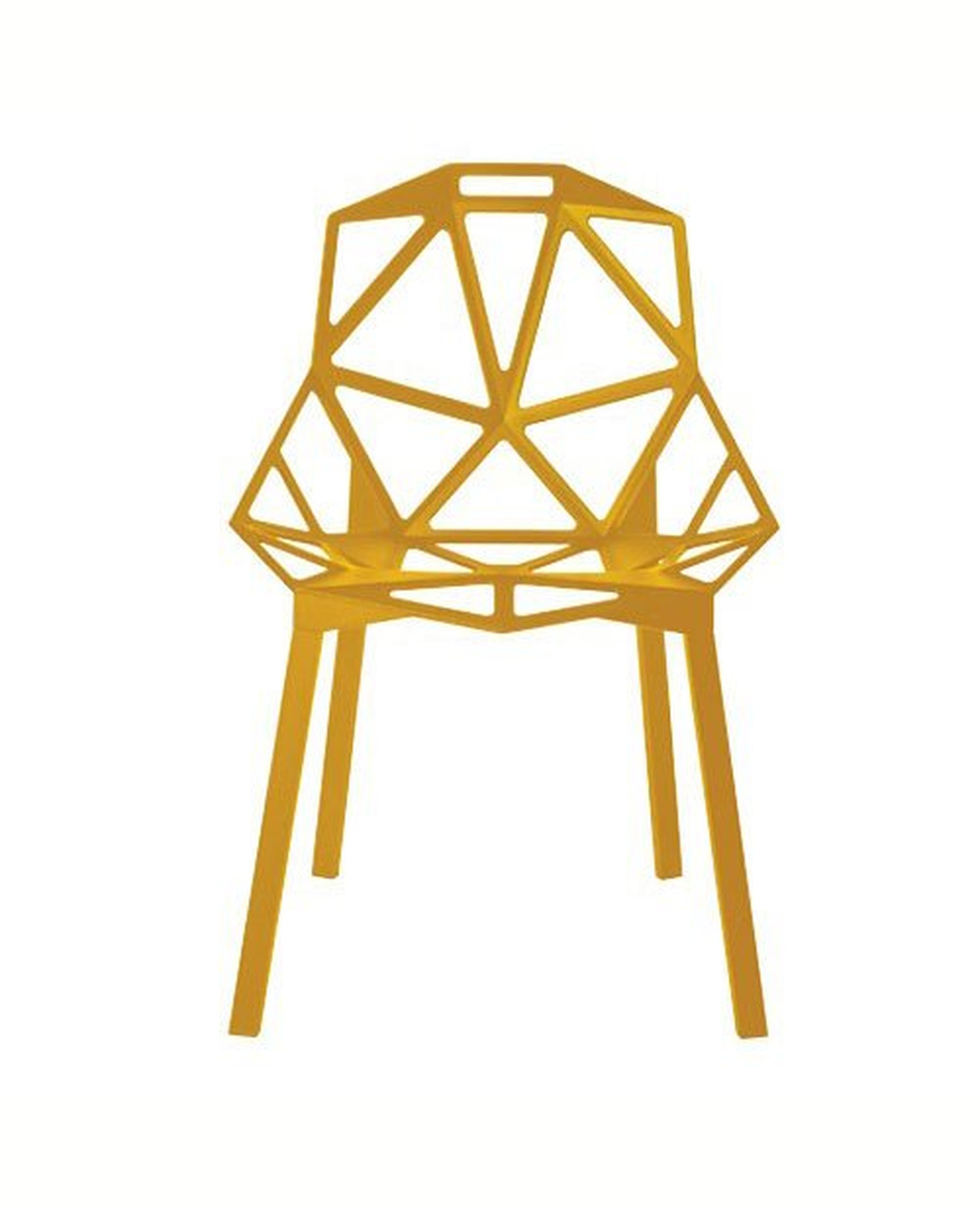 Krzes o chair one magis sd460 konstantin grcic for Chair one grcic