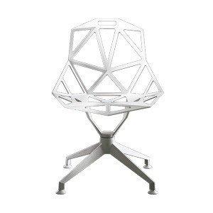 Krzesło Chair_One podstawa obrotowa czteroramienna