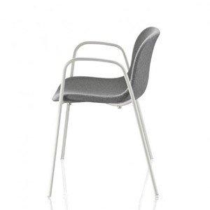 Krzesło Troy z podł. tapicerowane