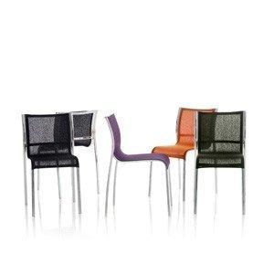 Krzesło Paso Doble rama polerowana