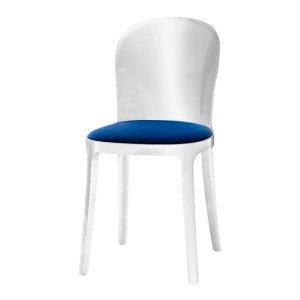 Krzesło przezroczyste bezbarwne Vanity