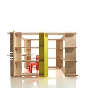 System półek w zestawie z biurkiem My First Office